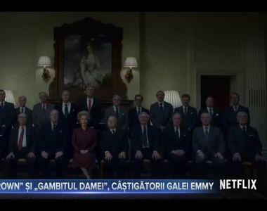 Cine sunt castigatorii Galei Emmy