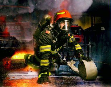 Incendiu la o fabrică de pâine din județul Constanța. Focul se manifestă pe 1.400 de...