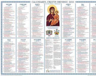 Calendar ortodox 22 septembrie 2021: Ce sărbătoare religioasă este miercuri?