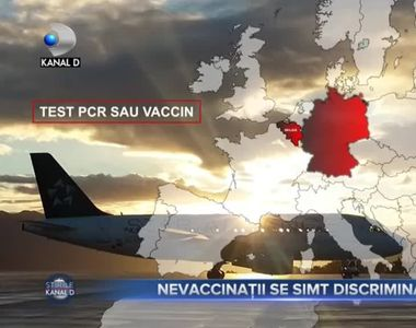 Nevaccinatii se simt discriminati