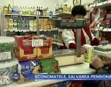 Economatele, salvarea pensionarilor