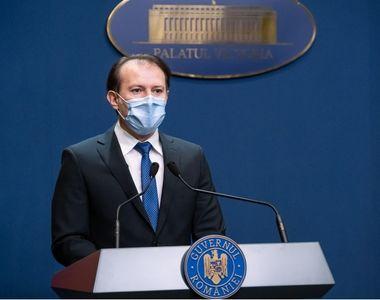 Ședință de guvern. Premierul Florin Cîțu își întărește corpul de control