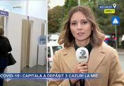 Covid-19- Capitala a depășit 3 cazuri la mie