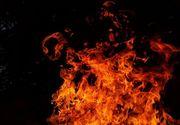 Moarte cumplită pentru un român. A ars de viu în propria casă