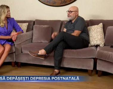 Cum să depășești depresia postnatală