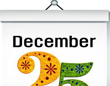 Calendar ortodox decembrie 2021: În ce zi a săptămânii este Crăciunul şi câte zile...