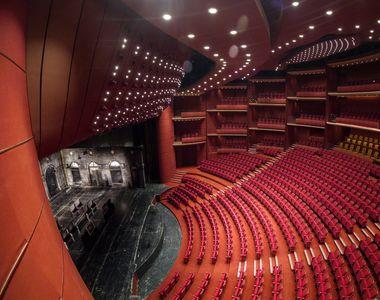 Accesul în cadrul Teatrului Național București (TNB) va fi permis doar persoanelor...