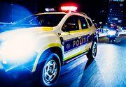 Un pieton turmentat a fost lovit pe trecerea de pietoni după ce a traversat strada neregulamentar