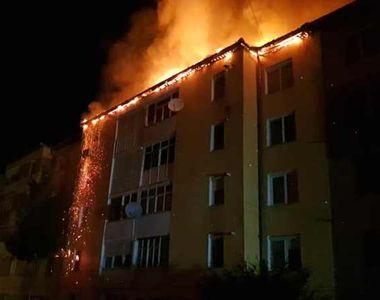 O explozie puternică a avut loc la parterul unui bloc din Satu Mare. Cel puțin o...