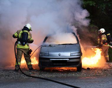 VIDEO | Un bărbat din Satu Mare a supravițuit miraculos după ce mașina i-a explodat în...