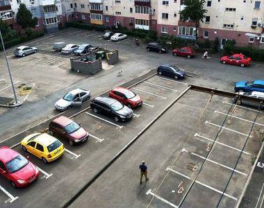 Cel mai scump loc de parcare într-un oraș aglomerat: peste 3.700 lei pe an