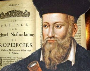 Nostradamus preziceri 2022. Cele mai sumbre previziuni. Război între cele mai puternice...