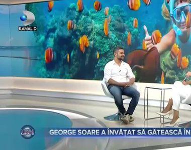 George Soare, vacanță în Costa Rica și Mexic