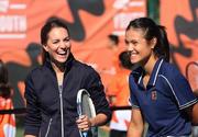 Emma Răducanu, meci de tenis cu Ducesa de Cambridge tenis LTA