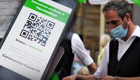 VIDEO | Certificatul Verde Covid-19, OBLIGATORIU în zona de restaurante din centrele comerciale. Patronii și clienții, revoltați
