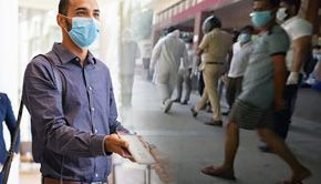 VIDEO | Persoanele vaccinate care sunt contacţi ai unor bolnavi de Covid se pot plimba nestingherite