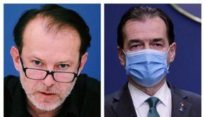 VIDEO | Florin Cîțu l-a învins pe Ludovic Orban și este noul șef al liberalilor. LIVE TEXT