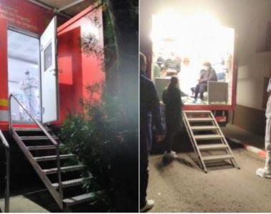 Noapte de coșmar la Spitalul de Boli Infecțioase din Iași. Ambulanțele au stat ore...