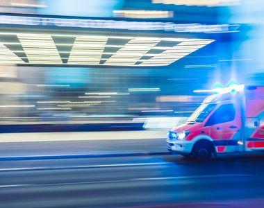 Accident cu patru autoturisme implicate pe DN1: Traficul este îngreunat