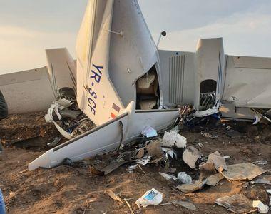 A căzut de 3 ori cu avionul, dar a murit într-un mod surprinzător