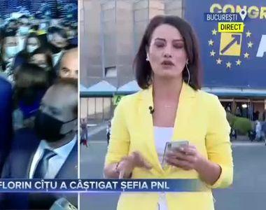 Florin Citu a castigat sefia PNL