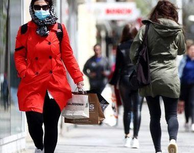 Masca redevine obligatorie în aer liber în Capitală. Decizie de ultima oră