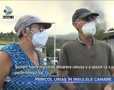 Pericol urias in Insulele Canare
