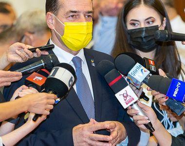 Ludovic Orban a demisionat de la șefia Camerei Deputaților. Fostul lider PNL va rămâne...