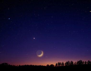 Fazele lunii octombrie 2021: Când este Lună Plină şi Lună Nouă?
