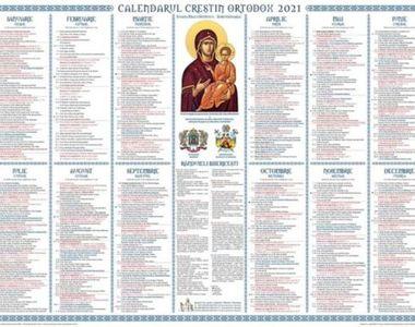Calendar ortodox 28 septembrie 2021: Ce sărbătoare este marţi?