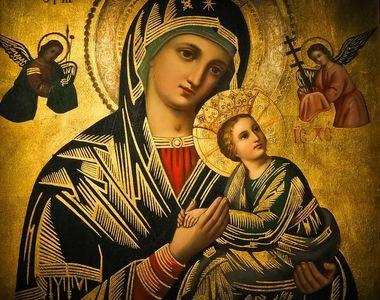 Acoperământul Maicii Domnului. Rugăciunea pe care să o rostești în această zi de...