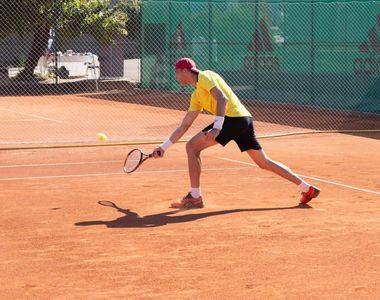 """Cosmin Cernat, tenis pentru o cauză nobilă: """"Dacă poți să faci o faptă bună, cât de..."""