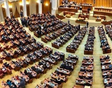 VIDEO | E circ în Parlament după ce s-a stabilit că, la restaurantele de la Senat si...
