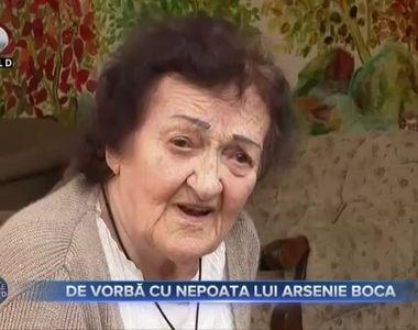 De vorbă cu nepoata lui Arsenie Boca
