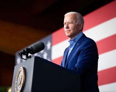 VIDEO|Joe Biden s-a vaccinat cu a treia doză anti-COVID-19