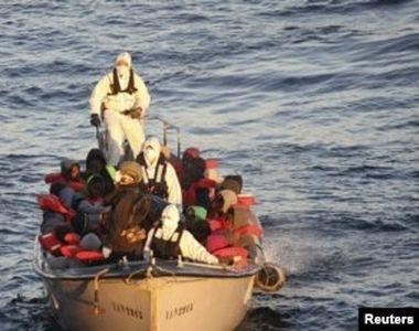 Peste 500 de migranți au ajuns în insula Lampedusa din Italia