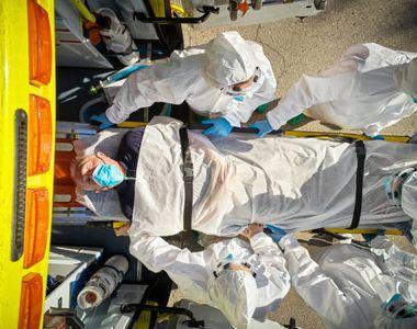 Tragedie la Spitalul Fundeni. Un pacient a murit după ce s-a aruncat de la geamul...