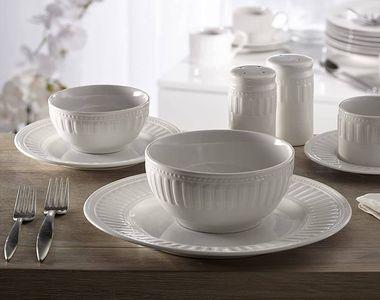 Învață cum să alegi farfurii pentru servirea mesei acasă