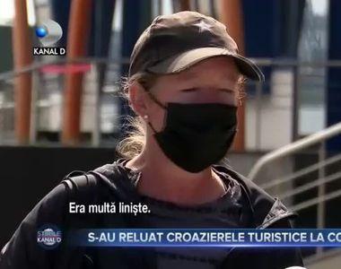 S-au reluat croazierele turistice la Constanța