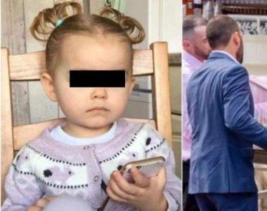 Imagini emoționante de la înmormântarea unei fetițe de doi ani. Cum a pierit copila