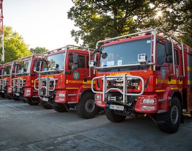 O explozie de proporții a alarmat locatarii unui bloc din Ploiești: Un bărbat a ajuns...