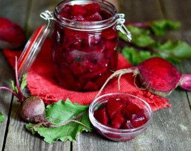 Sfeclă roșie la borcan pentru iarnă. Secretul pentru un preparat delicios