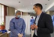 """Vlad Voiculescu: """"România este astăzi în top 5 mondial atât după numărul infectărilor cât şi după numărul de decese"""""""