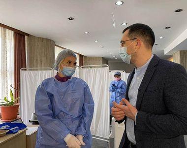 """Vlad Voiculescu: """"România este astăzi în top 5 mondial atât după numărul infectărilor..."""