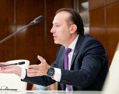 Moțiunea de cenzură a PSD împotriva Guvernului Cîțu, prezentată azi în plenul...