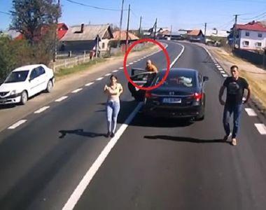 VIDEO   Un șofer din Constanța s-a ales cu dosar penal după ce a șicanat în trafic un...