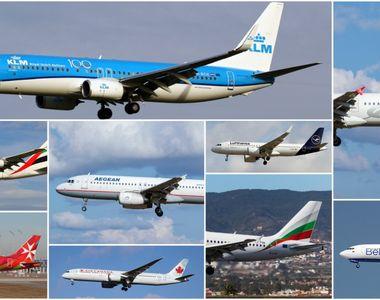 Operatorii aerieni europeni au decis să returneze contravaloarea biletelor de zbor...