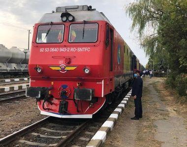 Un bărbat a murit lovit de un tren care circula pe ruta Teiuş-Sighişoara