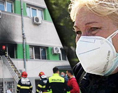 VIDEO | Rudele pacienților care au murit în urma incendiului de la Spitalul de Boli...