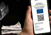 VIDEO | Certificate verzi false au fost scoase la vânzare. Cum funcționează noul tip de înșelăciune